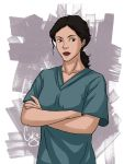 Teen Wolf - Melissa McCall by Angels-Leaf
