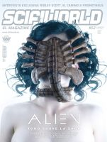 Scifi Word cover #52 by MaLize