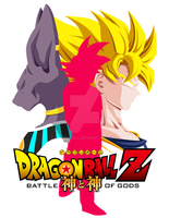 DBZ KAMI TO KAMI by Rayodball