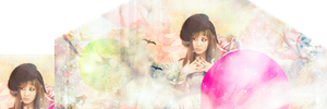 {update PSD} Live in the Fantasy. by FoxiePeii