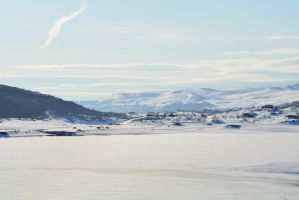 Norwegian Mountains - Hardangervidda // New Camera by Morten-Chan