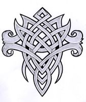 Rejected Tattoo Design 1 by hazzla