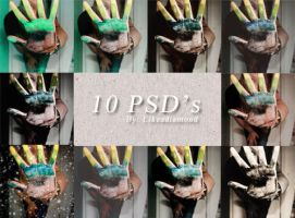+1O PSD's (news) by likeadiamond