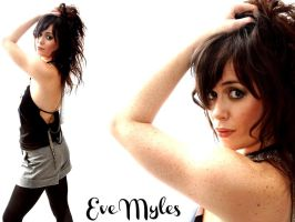 Eve Myles Wallpaper by DrivenByDesperation