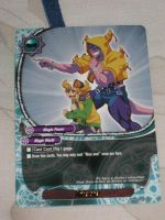 Future Card Buddyfight - Nice One! Card by tanlisette