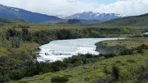 Patagonian River 05 by fuguestock