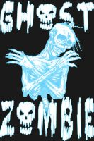 ghost zombie by KGBigelow