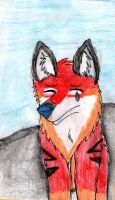 ACEO- Caz: I thought I could trust you... by AlphaWolfKodijr