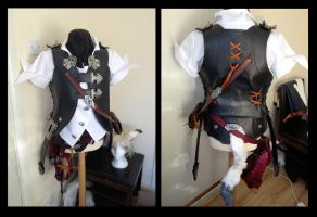 FFXIV Miquo'te -Final WIP by AltriaCosplay