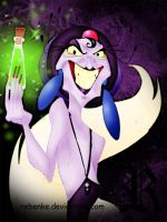 Yzma 4ever by rebenke