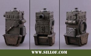 World Wars 1942: Mk. D2 by sillof