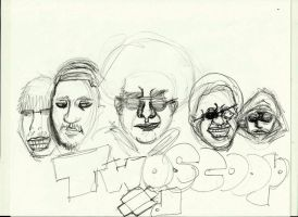 Noob's TwoScoops Sketch by TwoScoopsXD