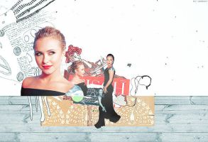 Hayden panettiere by ANGOOY