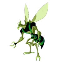 Ben 10K Biomnitrix Fusion - AstroJumper by TheRedJoker351