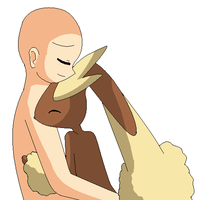 Hug My Lopunny Base by the88cherryice