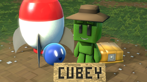 Official Cubey Character Starter Pack by Hyperchaotix