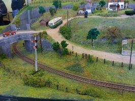 Rural GWR branch line by YanamationPictures