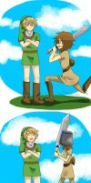 Link MEME by naughtyfudge