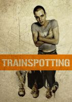 Trainspotting poster by Ninjeew
