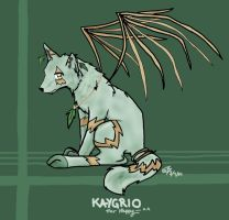 Kaygrio by Iciclefobbit