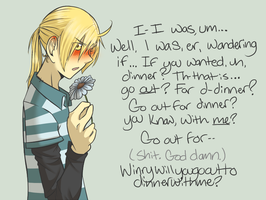 Winry, Will You... by AskFullmetal