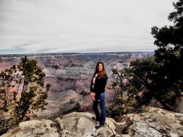South Rim by mysticblue133