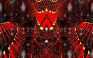 Weirdo Coral Snakes 2 - Wide by Ingostan