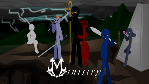 Ministry Clan by apielang