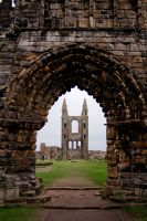 St. Andrews Cathedral by dpierce1313