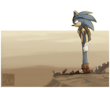 Sonic Gelectrodes (art10) by BUGHS-22