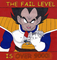 The Level of Fail by DRAGONLOVER101040