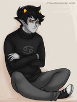 Karkat by 7Lisa
