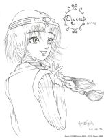 Princess Elyon by blackrosekk