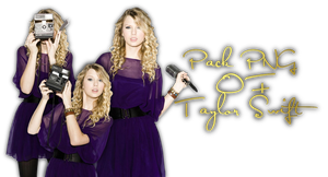 Pack PNG Of Taylor Swift HQ by danperrybluepink