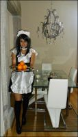 Maid :3 by AKDCosplay