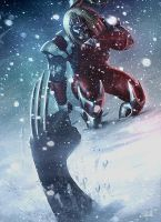 Omega Red by Memed