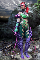 League of Legends Cosplay: Zyra by Nobodyyyyy
