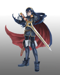 Lucina by 4rca