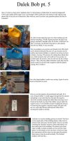 How to Build a Dalek part 5 by IkaikaDesign