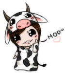It's a Moo by Tea-desu