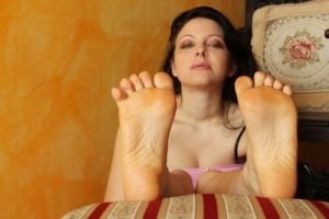 New Entry Gisy Delicious Soles by SelfshotYourFeet