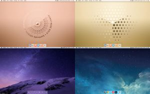 IOS and Watch for Yosemite by alex8908