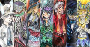 We're All Mad Here by JeebusOfTheSwatKats