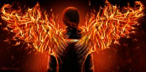 The Mockingjay Lives by LauraJaneArnold