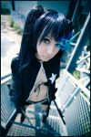 Black Rock Shooter by Kitana123