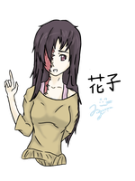 Hanako by my-name-is-totoro