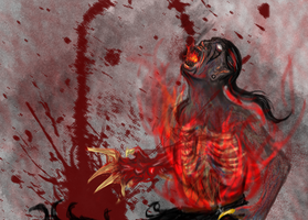 SpeedPaint2: Demonic Profession by The-Nightmare-Doctor