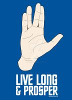 Live Long and Prosper by thejacobskid
