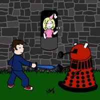 Fairytale: the Doctor and Rose by SHERLOCKED-in-221B