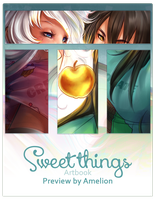 . Sweet things - Preview by Amelion. by Amelion